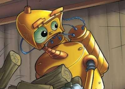 The Adventures of Retrobot